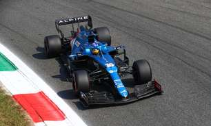 """Alonso minimiza novo acidente de Hamilton e Verstappen: """"Não foi grandes coisas"""""""