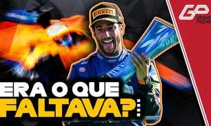 GP às 10: Vitória de Ricciardo é seta que aponta para cima na segunda metade de 2021
