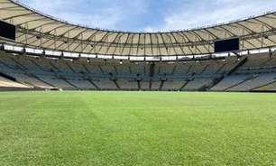 Prefeitura do Rio libera público com 50% da capacidade do estádio em jogos na cidade