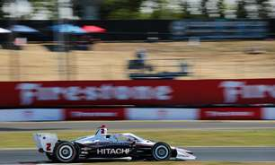 Newgarden supera Herta e começa GP de Laguna Seca na frente no TL1. Palou é 3º