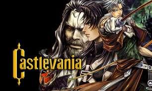 Coletânea de Castlevania aparece em classificação indicativa