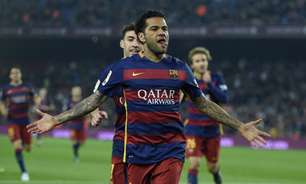 Jornal espanhol abre as portas do Barcelona para retorno de Daniel Alves: 'Pronto para a última dança'