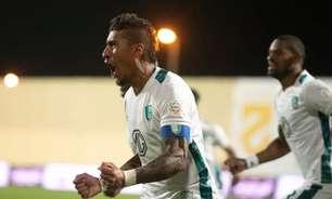 Al-Ahli rescinde contrato do volante Paulinho após quatro jogos