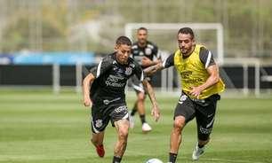 Corinthians realiza atividade tática antes de enfrentar o América-MG; confira a provável escalação