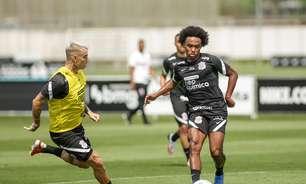 Relacionado, Willian reestreia pelo Corinthians no domingo