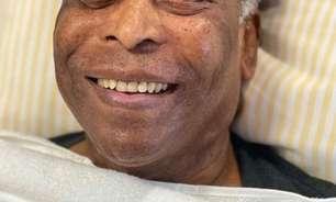 Filha atualiza quadro clínico de Pelé, que aparece bem-humorado em vídeo. Veja!
