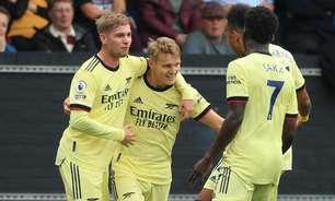 Arsenal supera Burnley e obtém 2ª vitória seguida no Inglês