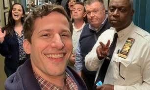 """Elenco de """"Brooklyn Nine-Nine"""" se despede nas redes sociais"""