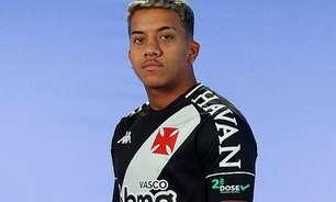 Contra o Cruzeiro, Vasco usa camisa para conscientização da vacinação contra a covid-19