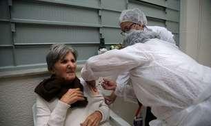 Ocupação de leitos de UTI para Covid tem melhor momento, segundo Fiocruz
