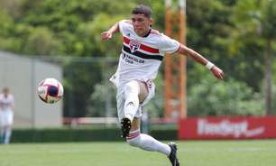 Sub-15 do São Paulo vence, mas sub-17 empata com o SC Brasil pelo Campeonato Paulista