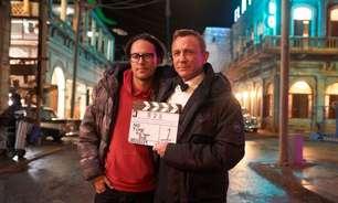 Vídeo mostra emoção de Daniel Craig ao se despedir do papel de James Bond