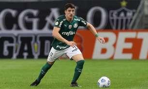 Piquerez é convocado novamente pelo Uruguai e se diz adaptado ao Brasil: 'Mais um da Família Palmeiras'