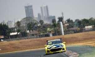 Stock Car revisa chegada da corrida 1 em Goiânia e põe Serra na frente de Lapenna