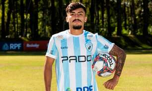 Lucas Lourenço 'apronta' e será devolvido pelo Londrina ao Santos