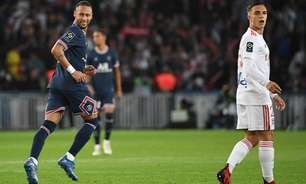 Tudo normal! Neymar deixa o dele, PSG vence o Lyon e segue 100% no Campeonato Francês