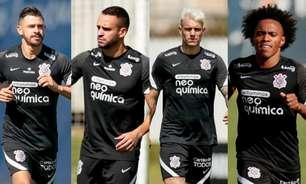 Quarteto Fantástico? Confira as habilidades dos 'novos heróis' do Corinthians