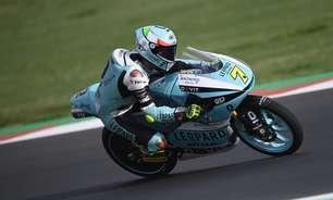 Foggia herda ponta com queda de Fenati e vence em Misano na Moto3. Acosta é 7º