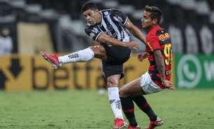Atlético-MG supera o Sport-PE e mantém folga na liderança
