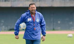 Dabove elogia postura do Bahia diante do Bragantino