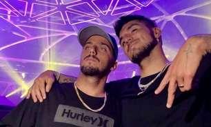 Rivais na final da WSL, Medina e Felipe Toledo curtem juntos a noite de Las Vegas