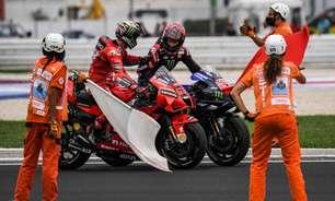 Bagnaia corta cinco pontos da vantagem de Quartararo na MotoGP. Confira classificação