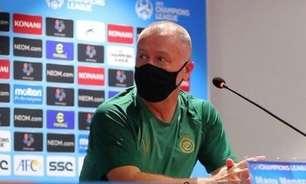 Mano Menezes é demitido após 12 jogos no comando do Al-Nassr