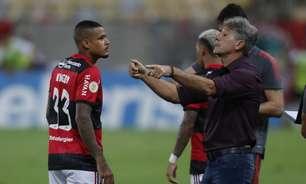 Flamengo: Renato não garante 'reforços' contra Barcelona-EQU