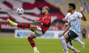Flamengo repete roteiro 'pré-Libertadores' e não depende mais de si no Campeonato Brasileiro