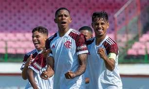 Flamengo: veja a agenda e onde assistir aos jogos dos Garotos do Ninho na semana