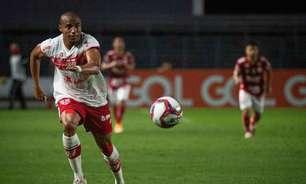 Em ótima fase no CRB, Reginaldo Lopes espera manter intensidade com a equipe na reta final da Série B