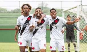Goleadas e bom desempenho: confira os resultados da base do Vasco nos jogos deste final de semana