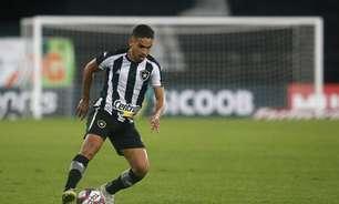 Entenda por que Marco Antônio é peça importante para o sistema defensivo do Botafogo