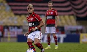 Pode jogar mais avançado? Renato comenta posição de Andreas, do Flamengo, e admite possibilidade