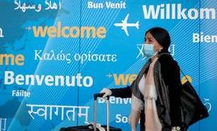EUA reabrirão em novembro para viajantes estrangeiros com exigências de vacinação