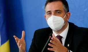 Ninguém aceitará retrocesso no Estado de Direito e na democracia, diz Pacheco