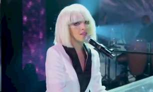 Mariana Rios emplaca na Dança dos Famosos com interpretação de Lady Gaga