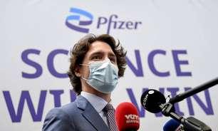Canada vai às urnas em teste de popularidade para Trudeau