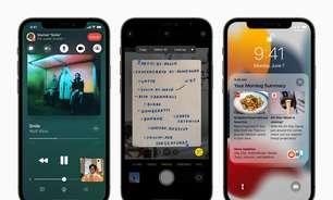 iOS 15: novo sistema chega nesta segunda; veja novidades