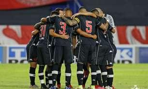 Vasco terá um desfalque e um retorno contra o Brusque, na próxima rodada da Série B