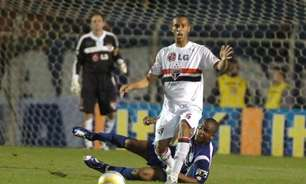 Há 15 anos, zagueiro Miranda estreava com a camisa do São Paulo