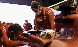 """Sainz define vitória da McLaren em Monza como """"pior resultado possível"""" para Ferrari"""