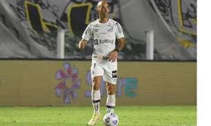 Tardelli cogitou deixar o Santos, mas decidiu ficar e deve jogar domingo