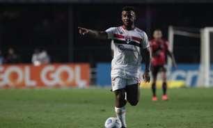 Luan minimiza disputa com Gabriel Neres no São Paulo