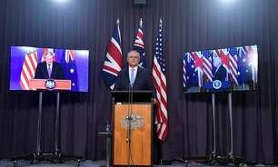 Ministros da UE se reunirão em NY por aliança EUA-GB-Austrália