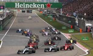 23 GPs, 3 rodadas triplas e fim em novembro: como Fórmula 1 planeja calendário de 2022