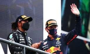 """Presidente da GPDA diz ser """"provável"""" novos acidentes entre Hamilton e Verstappen"""