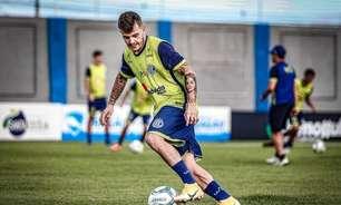 Em bom momento no Confiança, João Paulo espera grande sequência na Série B com o clube sergipano