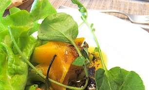 Pimentas-de-cheiro assadas com ervas frescas