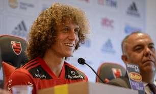 David Luiz é relacionado e pode ser titular do Flamengo contra o Barcelona-EQU